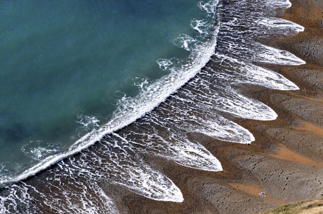 Юрское побережье, Дорсет, Англия. Фотограф Станислав Шмелев
