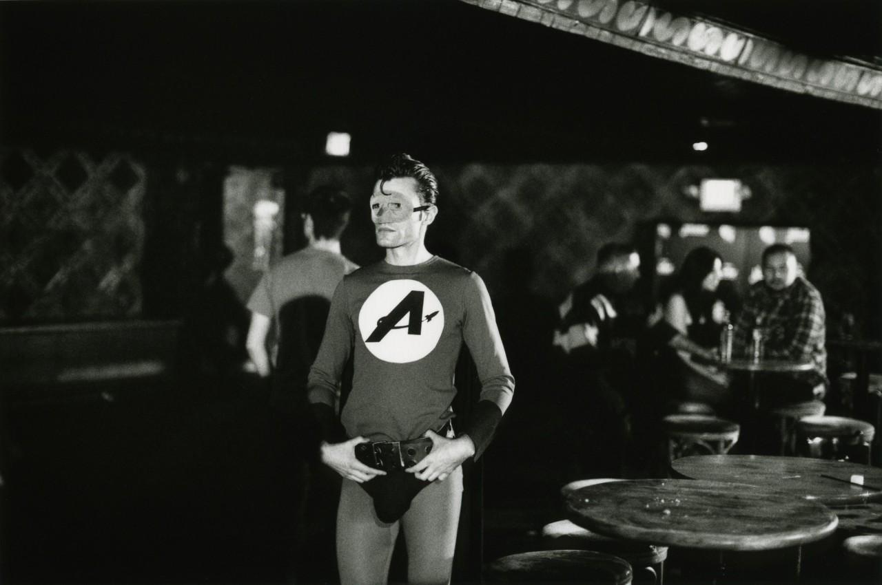 «Мститель». Фотограф Элмо Тайд