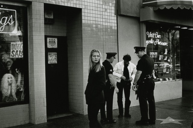 «Правоохранители». Фотограф Элмо Тайд