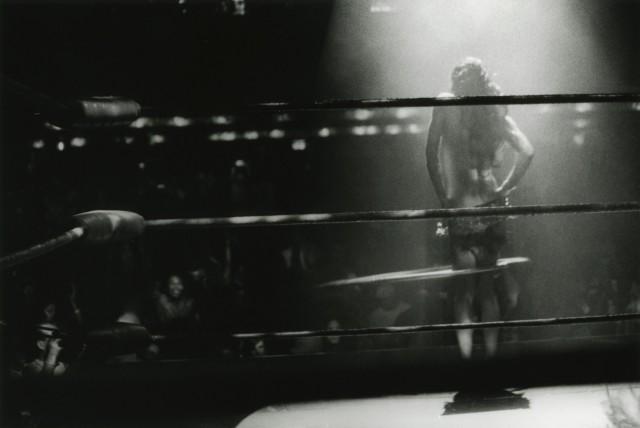 «Стриптиз». Фотограф Элмо Тайд