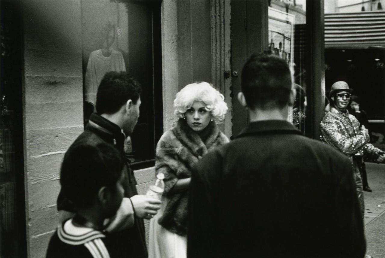 «Допустим, Мэрилин». Фотограф Элмо Тайд