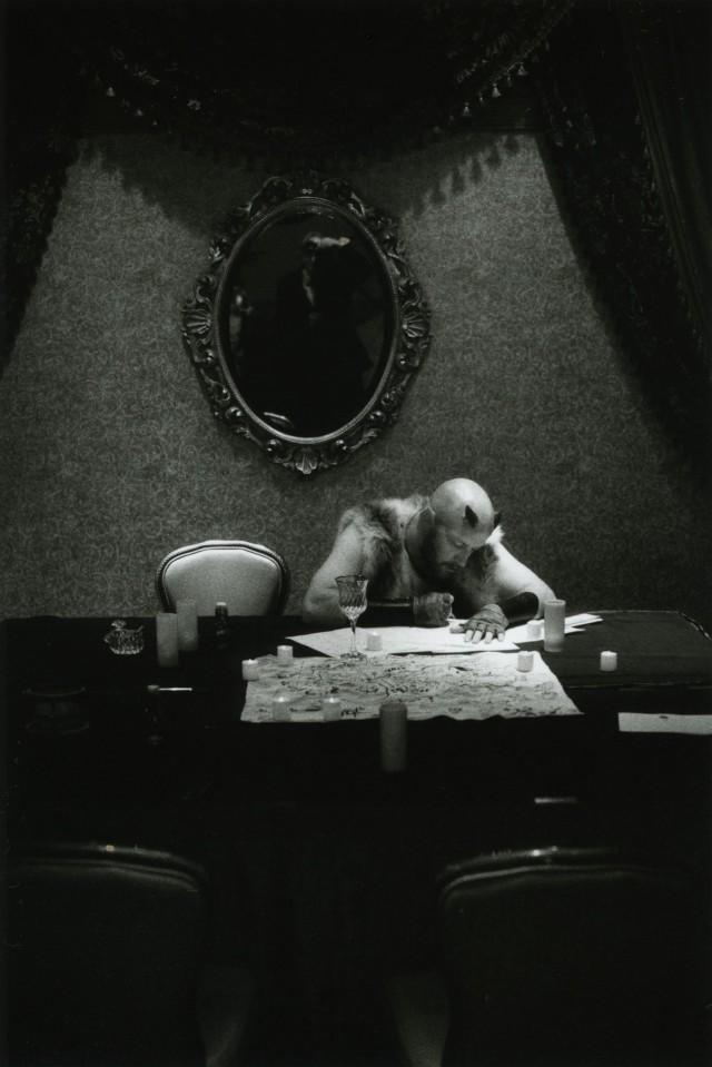 «Рогатый». Фотограф Элмо Тайд