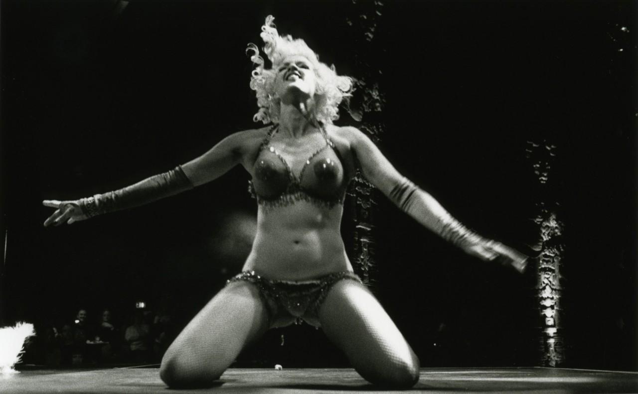 «Экстаз на сцене». Фотограф Элмо Тайд