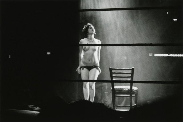 «Стриптиз на ринге». Фотограф Элмо Тайд