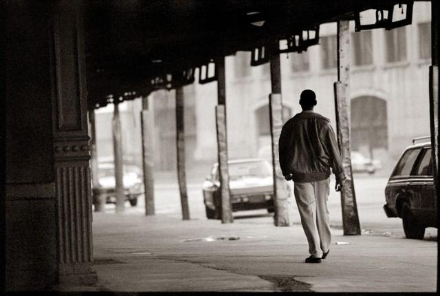 Район Митпэкинг, 1988. Фотограф Мэтт Вебер