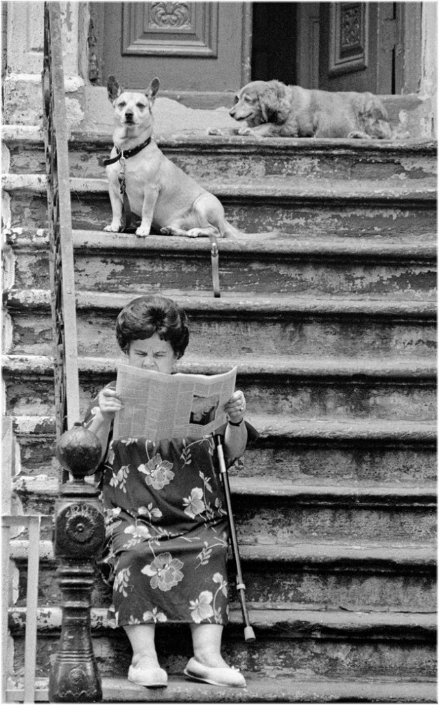 Сент-Маркс-плейс, 1988. Фотограф Мэтт Вебер