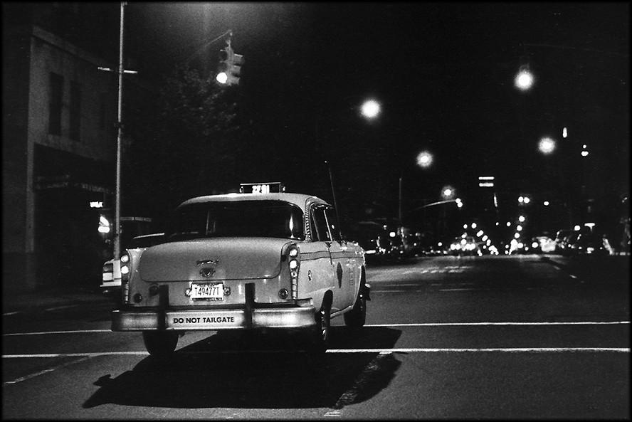 Такси, 1988. Фотограф Мэтт Вебер