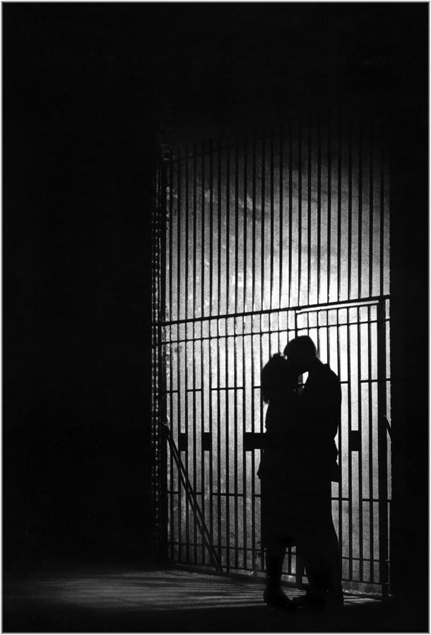 «Полночный поцелуй». Фотограф Мэтт Вебер