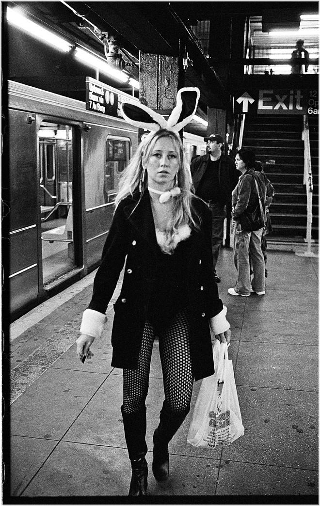 «Кролик», 2010. Фотограф Мэтт Вебер