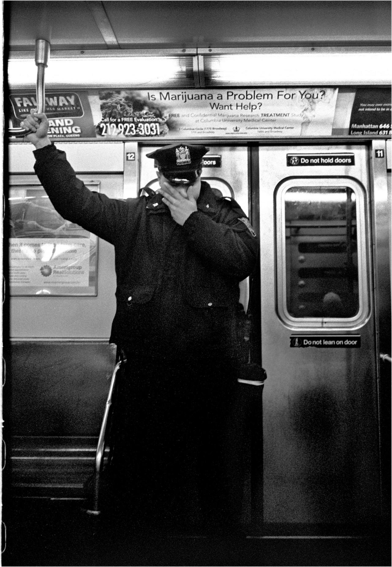 «Проблемы». Фотограф Мэтт Вебер