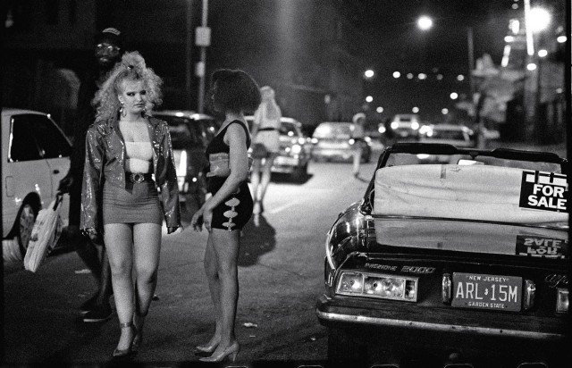 «Продаётся». Нью-Йорк, 1989. Фотограф Мэтт Вебер