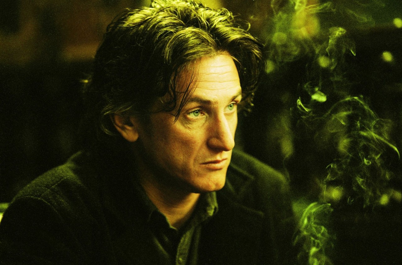 Шон Пенн в «21 грамме», 2003