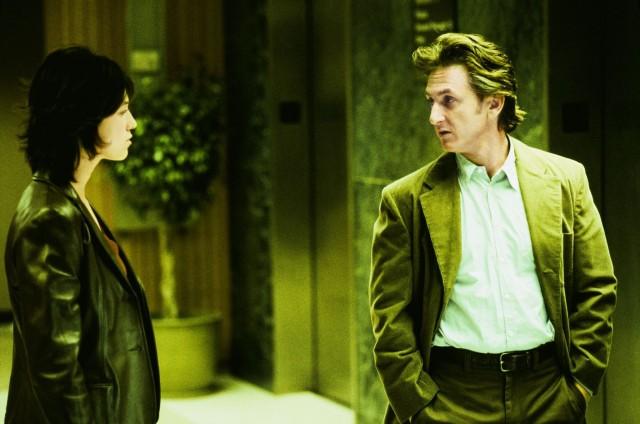 Шон Пенн и Шарлотта Генсбур в «21 грамме», 2003