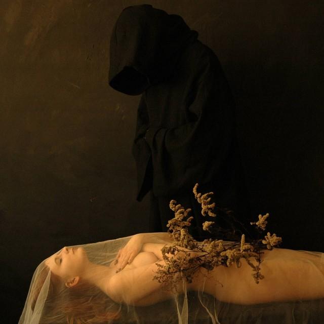 Смерть и девица. Автор Ярослав Датта