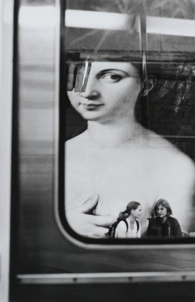 Парижское метро, 2001. Фотограф Пьерджорджо Бранци