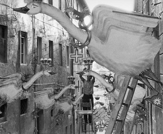 Сиена, 1956. Фотограф Пьерджорджо Бранци