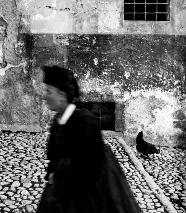 Сканно, 1954. Фотограф Пьерджорджо Бранци