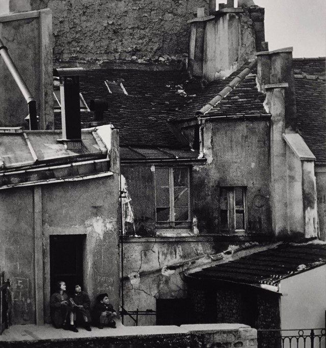 Париж. Фотограф Пьерджорджо Бранци