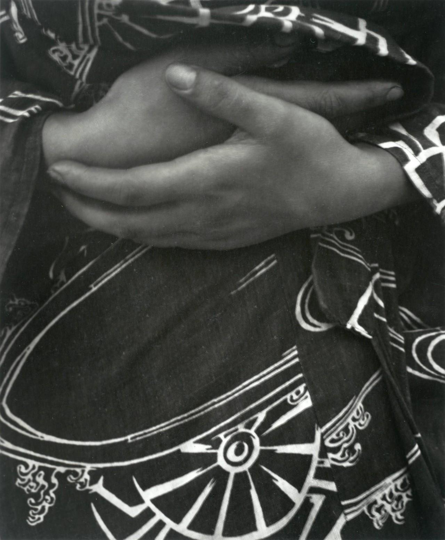 Руки, Мексика, 1924. Фотограф Эдвард Уэстон