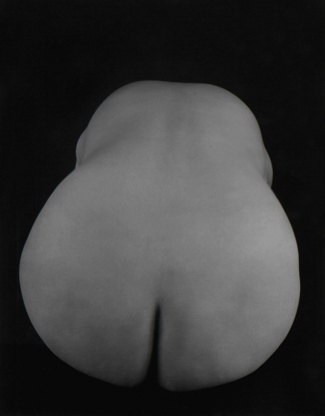 Обнаженная (Анита), 1925. Фотограф Эдвард Уэстон