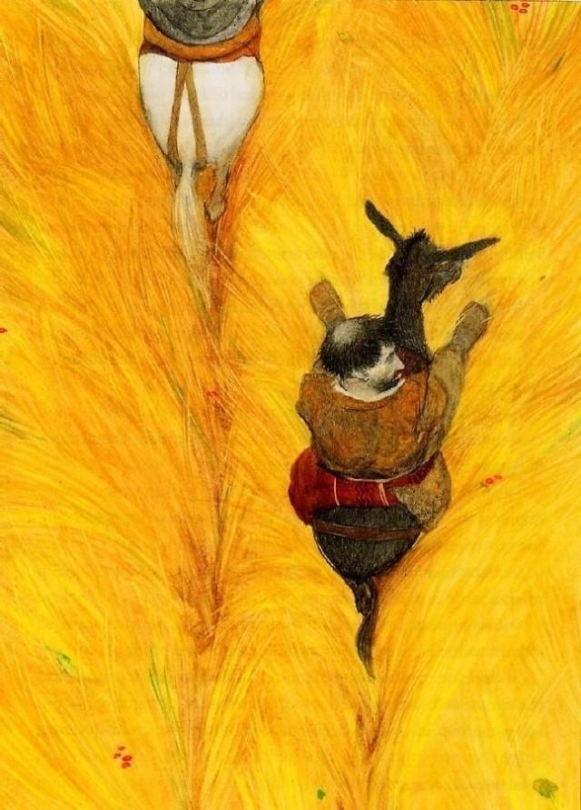 «Дон Кихот». Иллюстратор: Светлин Васильев