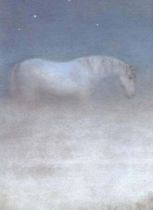 «Ёжик в тумане». Иллюстратор: Франческа Ярбусова