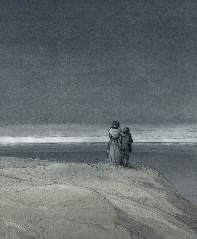 «Остров сокровищ» Р.Л. Стивенсон. Иллюстратор: Жорди Вилла Дель