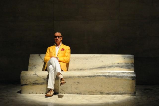 Тони Сервилло в киносатире «Великая красота», 2013