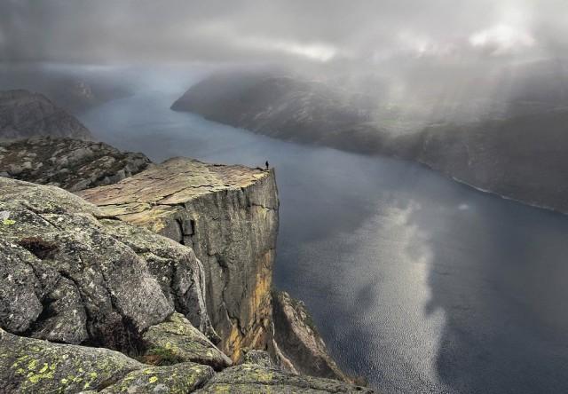 Норвегия. Фотограф Килиан Шоенбергер
