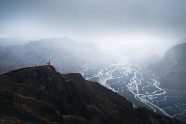 «Манящая необъятность». Высокогорье в Исландии. Фотограф Элизабет Гэдд