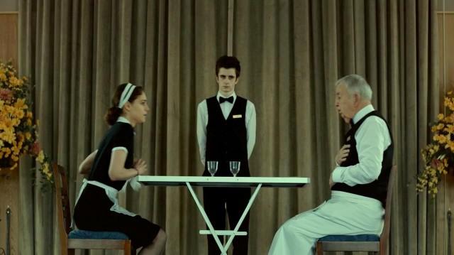 Кадр из фильма «Лобстер», 2015