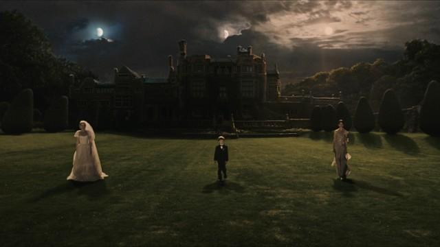 Кадр из фильма «Меланхолия», 2011