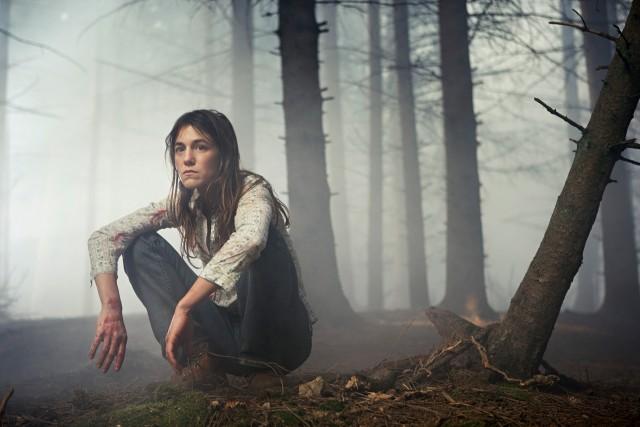 Шарлотта Генсбур в фильме «Антихрист», 2009