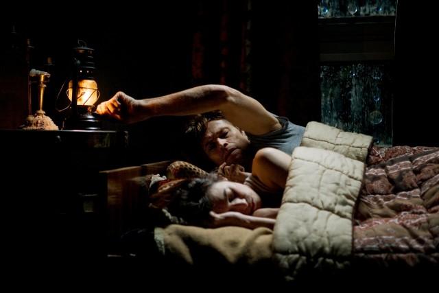Шарлотта Генсбур и Уиллем Дефо. Кадр из фильма «Антихрист», 2009