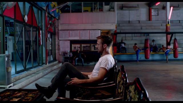 Райан Гослинг. Кадр из фильма «Только Бог простит», 2013