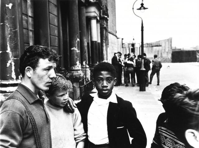 Лондон, 1959. Фотограф Роджер Мэйн