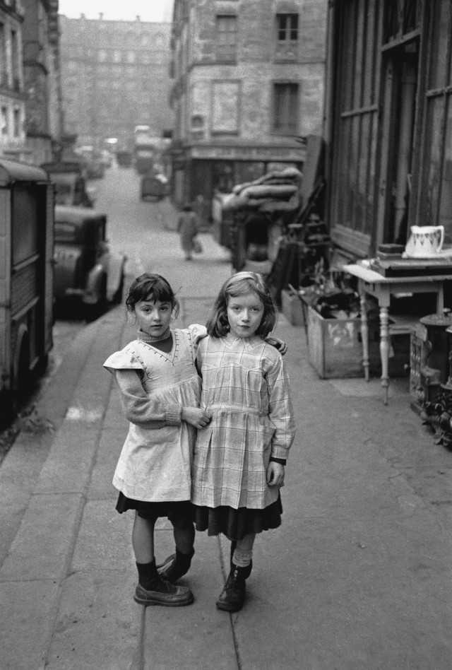 1952. Фотограф Эдуард Буба