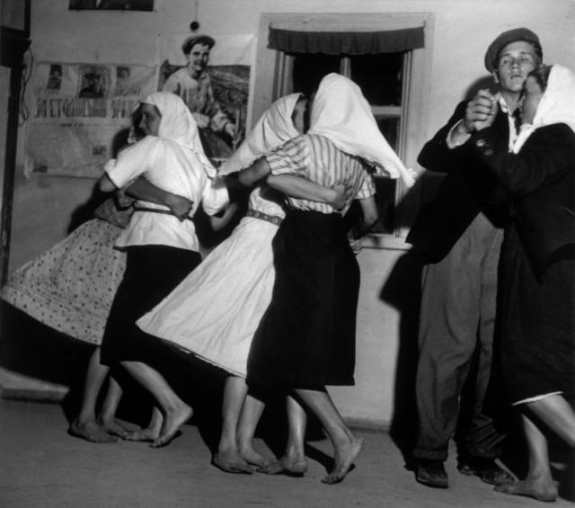 УССР, 1947. Фотограф Роберт Капа