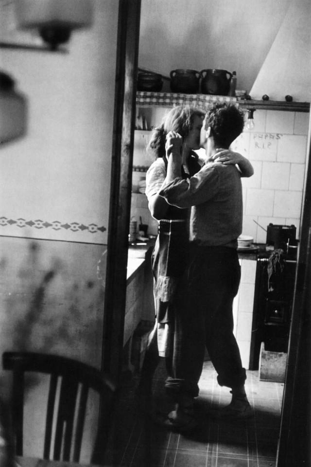 Валенсия, Испания, 1952. Фотограф Эллиотт Эрвитт