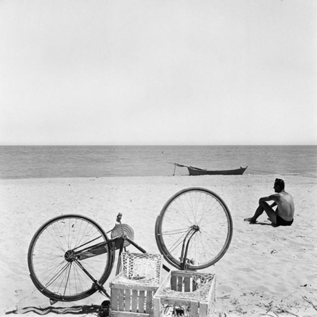 Адриатика, 1957. Фотограф Пьерджорджо Бранци