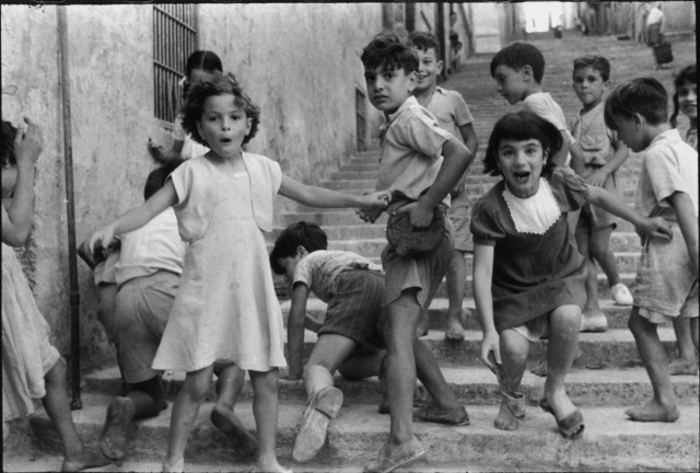 Мальта, 1955. Фотограф Сабина Вайс