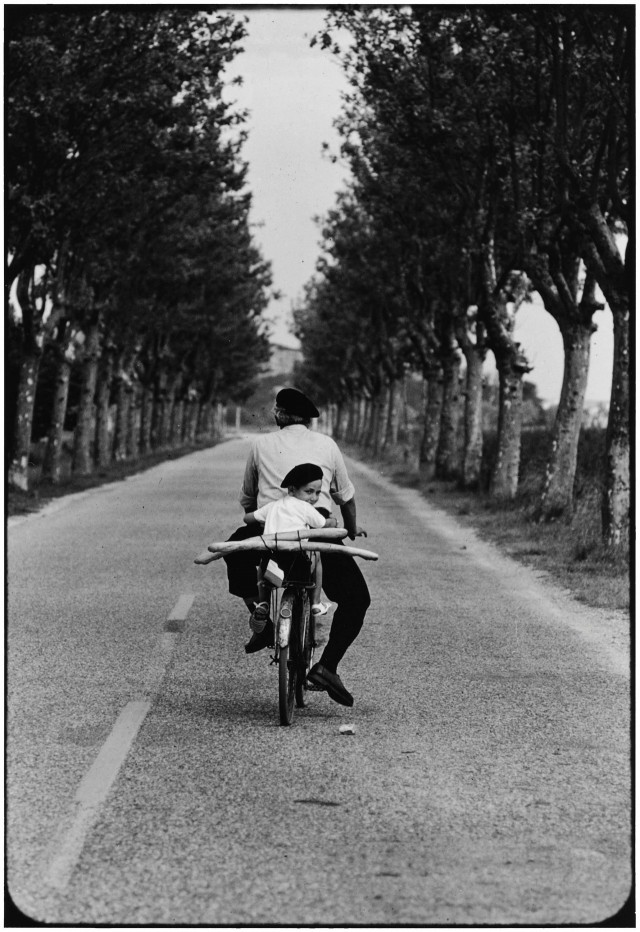 Прованс, Франция, 1955. Фотограф Эллиотт Эрвитт