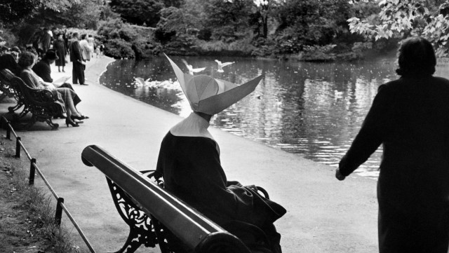 Дублин, Ирландия, 1952. Фотограф Анри Картье-Брессон