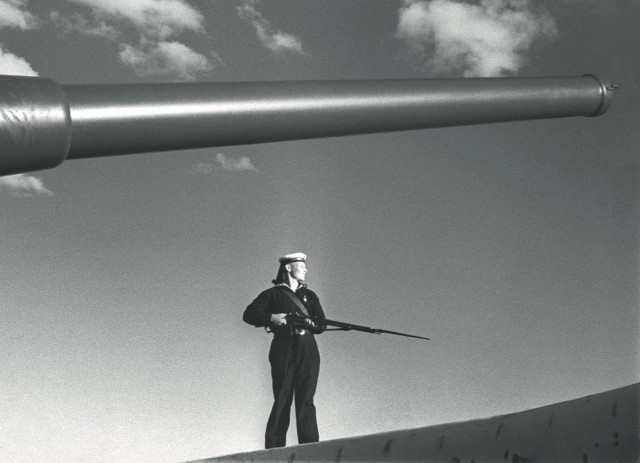 Балтийский флот, 1936. Фотограф Яков Халип