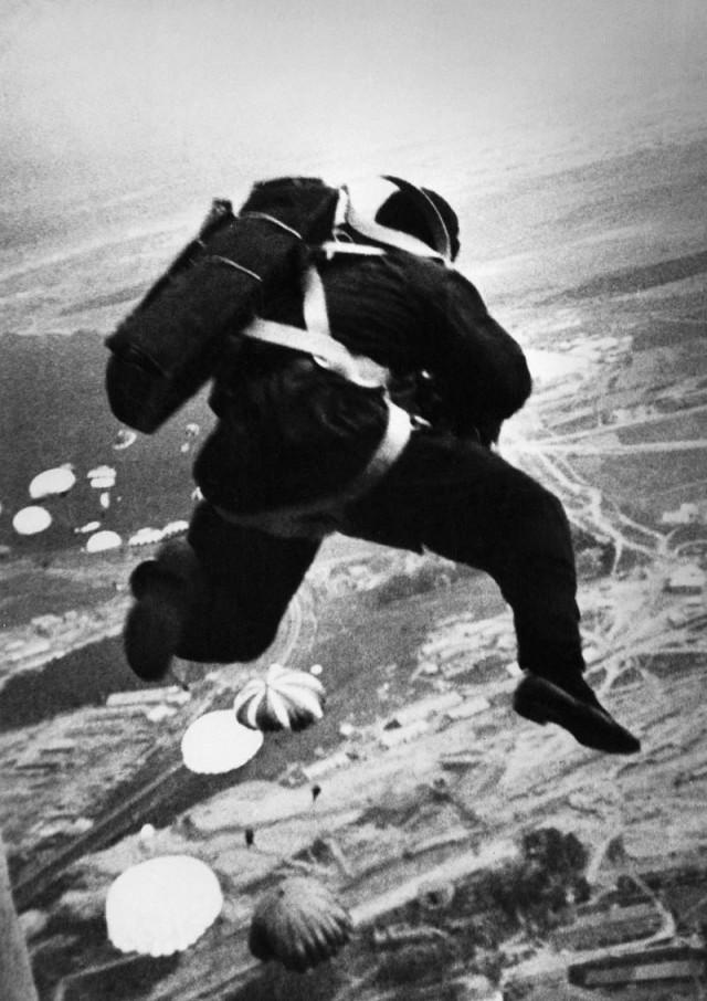 1934. Фотограф Георгий Липскеров