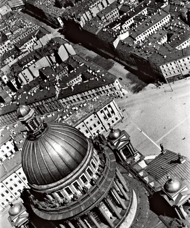Исаакий, 1931. Фотограф Борис Игнатович