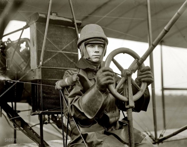 Авиатор, изобретатель Игорь Сикорский. 1925 год, США