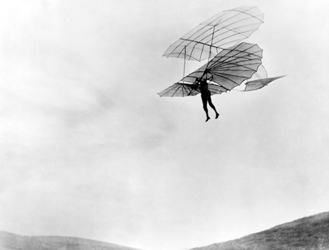 После судьбоносного и трагического полёта Отто Лилиенталя традиция полётов уже не прерывалась. Изобретатель заложил в конструкцию планера много передовых идей, которые используются по сей день