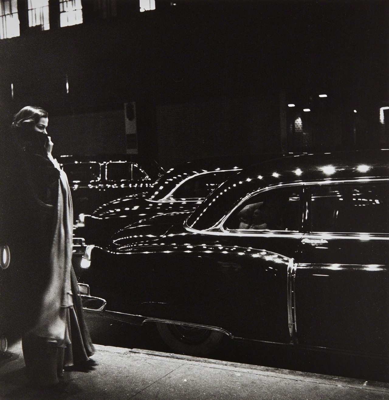 Метрополитен-опера, Нью-Йорк, 1950. Фотограф Ева Арнольд