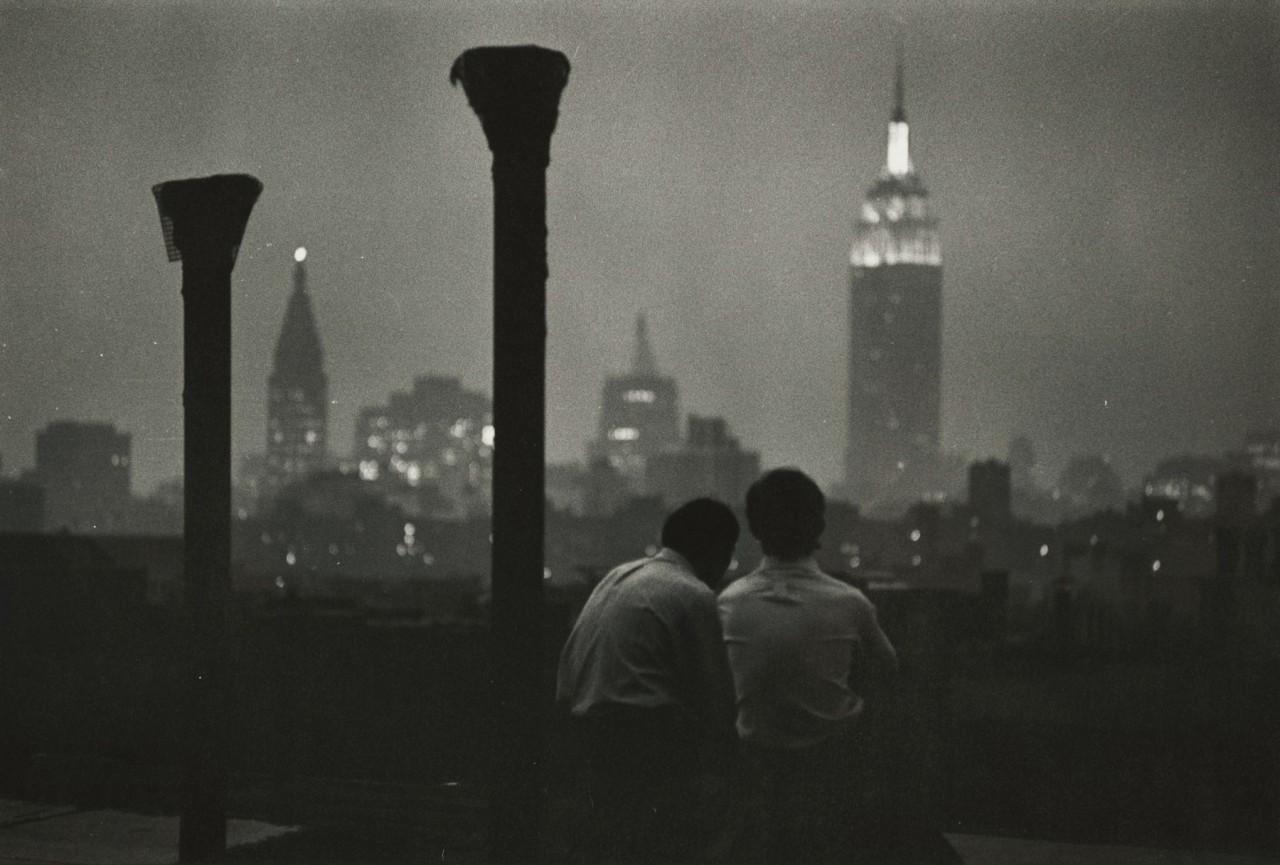 Нижний Ист-Сайд, Нью-Йорк, 1969. Фотограф Джеймс Каралес